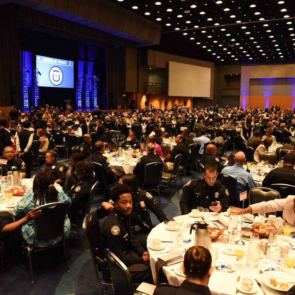 Crime is Toast Breakfast 2017   Atlanta Police Foundation
