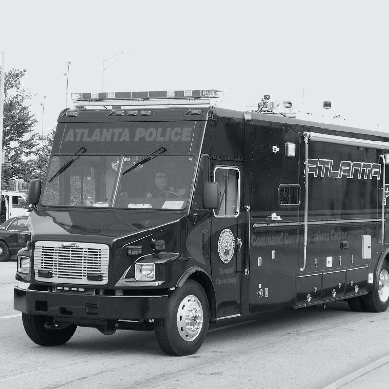 Police CCC | History | Atlanta Police Foundation